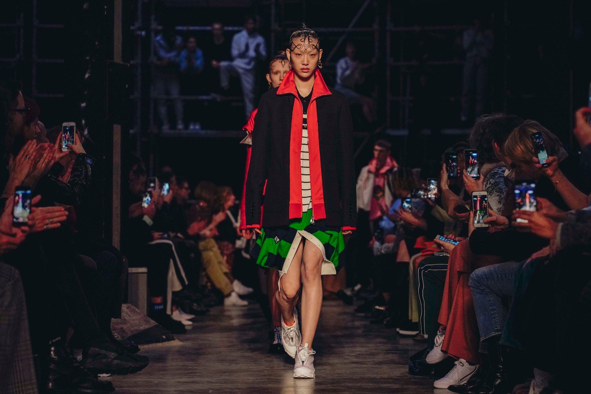 bur - Una London Fashion Week sull'orlo della Brexit