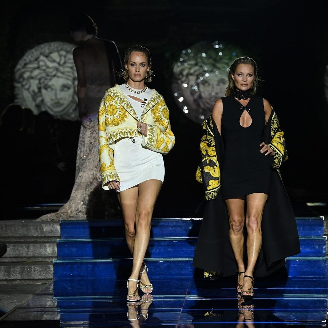 milano fashion week pe22