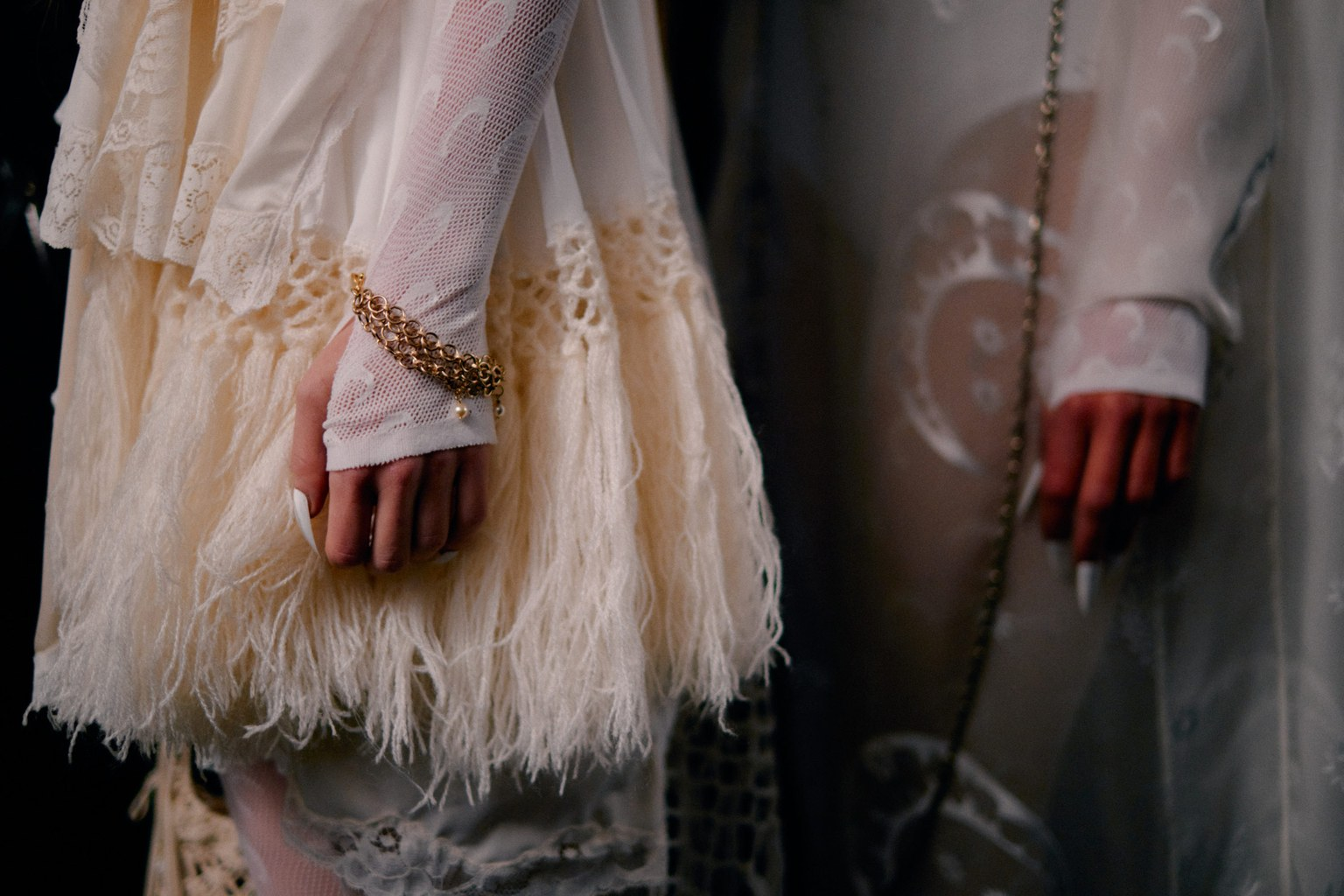 marine - La magia della Paris Fashion Week - prima parte