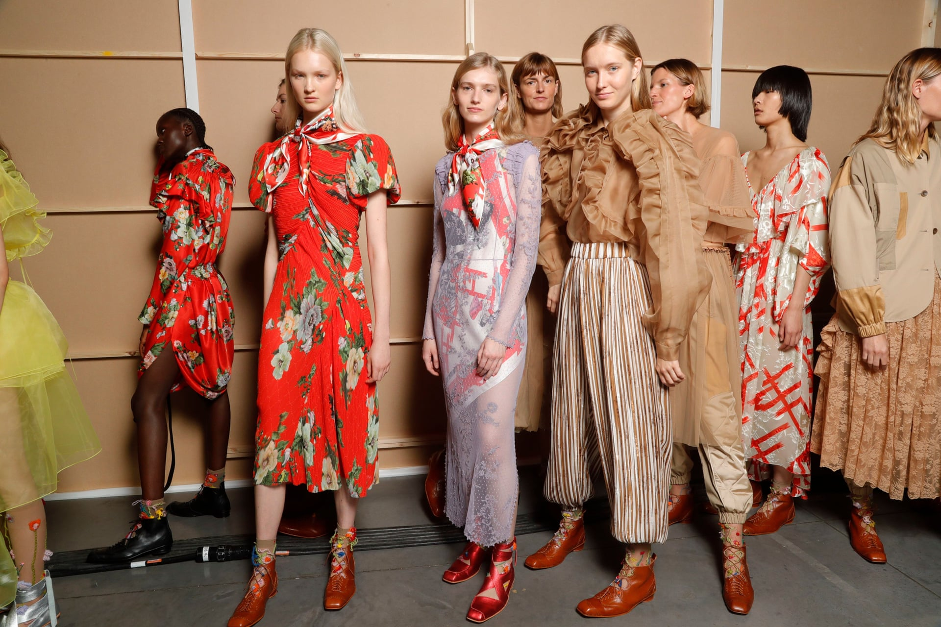 preen - London Fashion Week: un riassunto