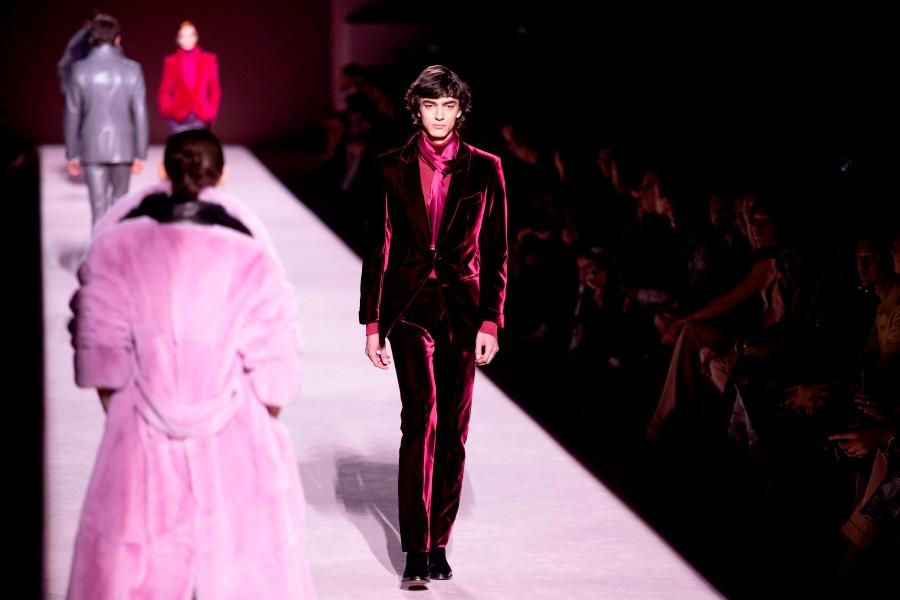 fashion show - Tom Ford: un perfezionista poliedrico