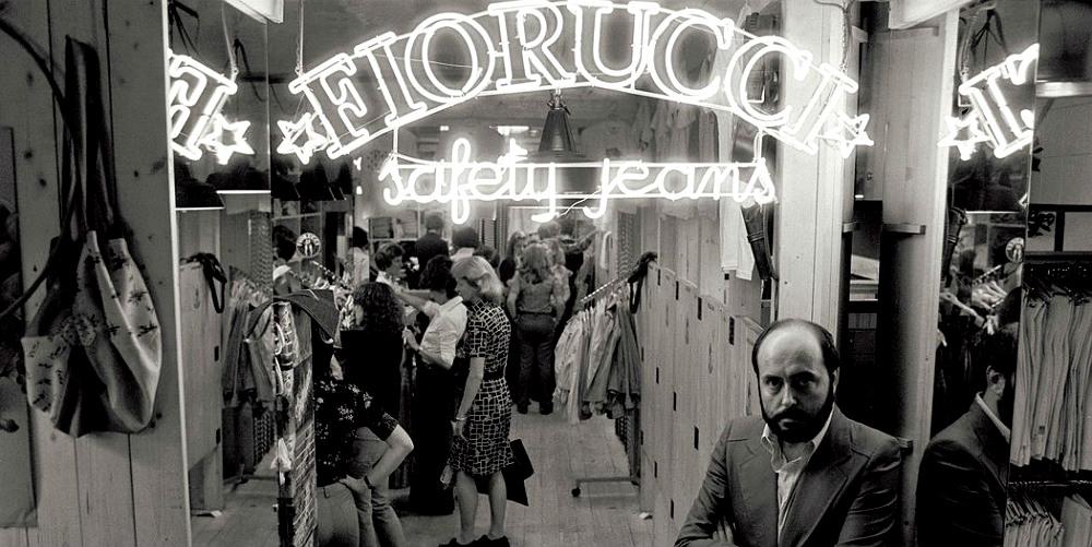 fiorucci jeans - L'Alfabeto di Elio Fiorucci