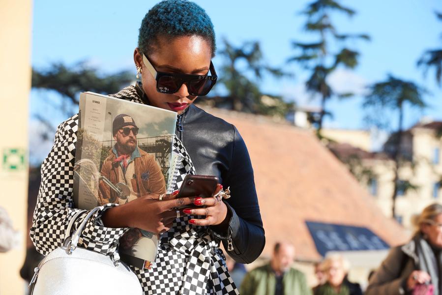 social moda - Palazzo Pitti e i social media: una coppia vincente
