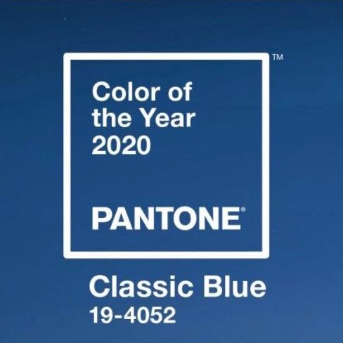 classic blue Cropped - Perdersi nel blu