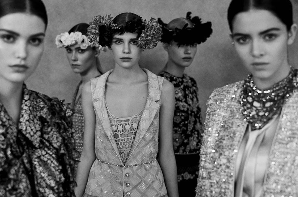 chanel haute couture PE 21 - Focus sulla Haute Couture P/E 21