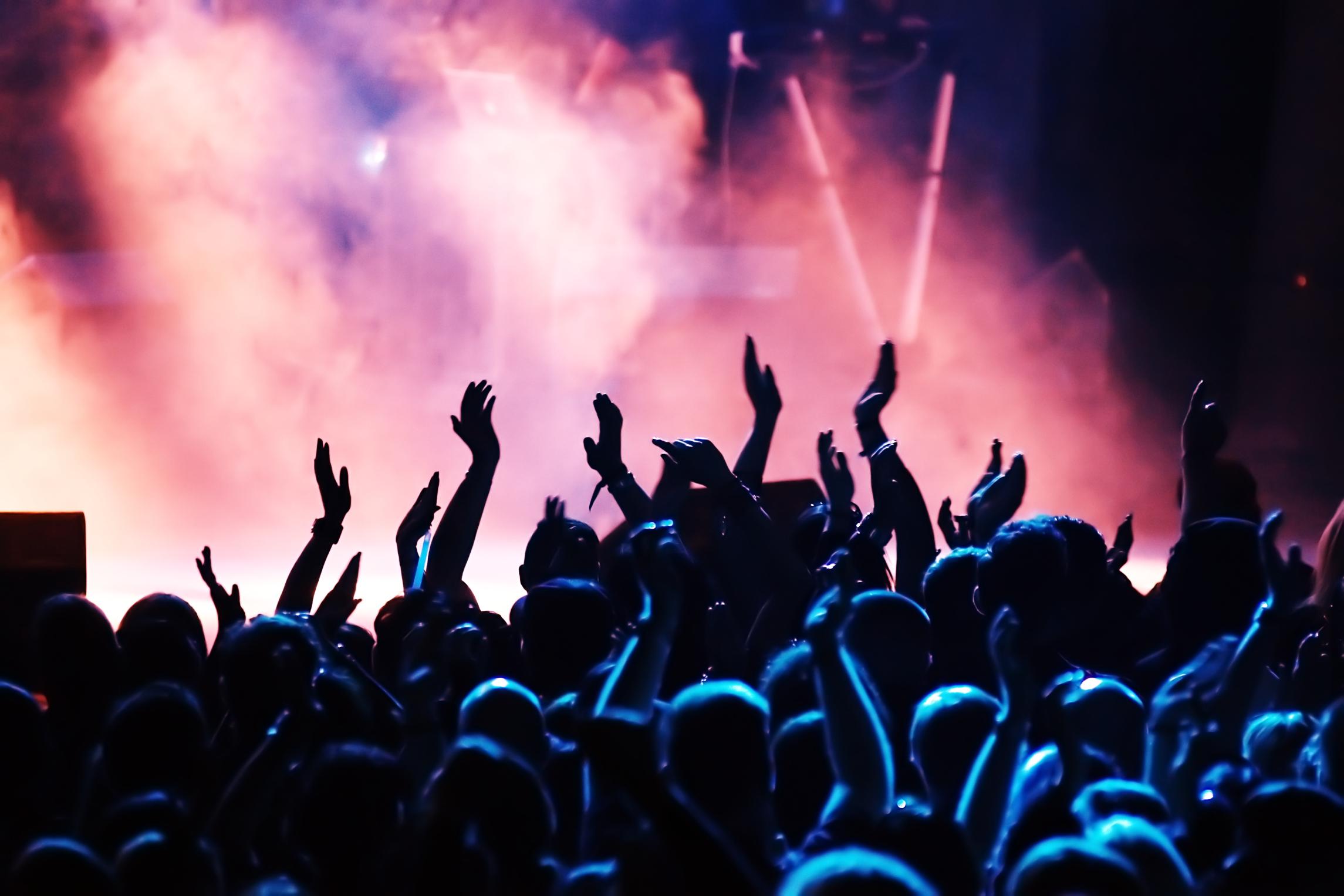 635943566212276867210249251 concert crowd - La stagione dei festival