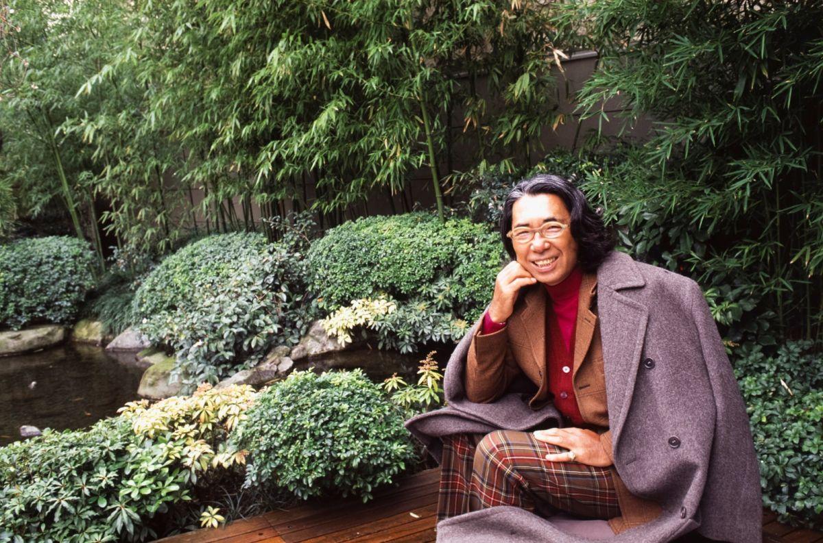 kenzo copertina - Gli abiti felici di Kenzō