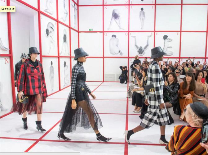 Schermata 2019 03 05 alle 23.29.16 - Paris Fashion Week A/I 19-20: le sfilate che ricorderemo