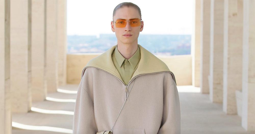 fendi 2 - Milano Fashion Week: l'uomo che cambia