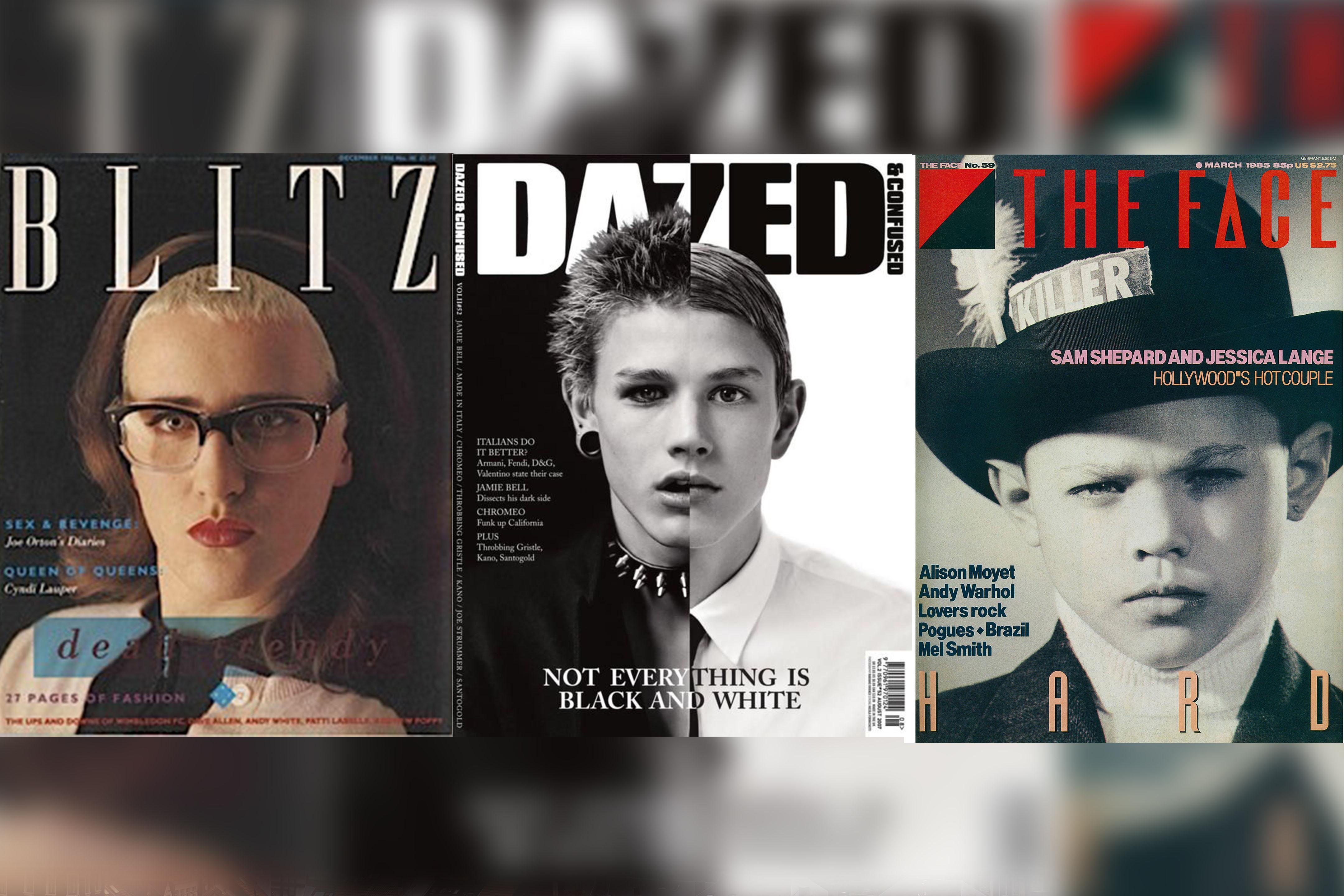 blitz dazed and confused the face magazine - Anversa e la moda: una tempesta perfetta