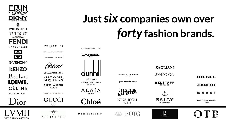 Gruppi lusso 1 - Lo shopping dei gruppi del lusso