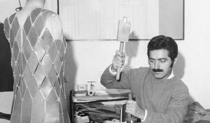 rabanne 1 - Paco Rabanne: il metallurgico della moda