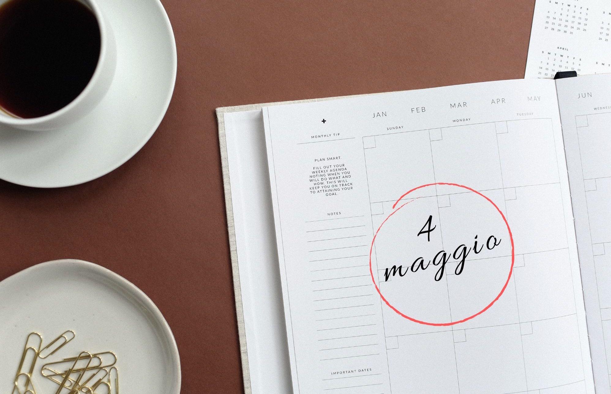 4 MAGGIO 2020 FASE 2 - La Fase 2 arriva, la moda risponde