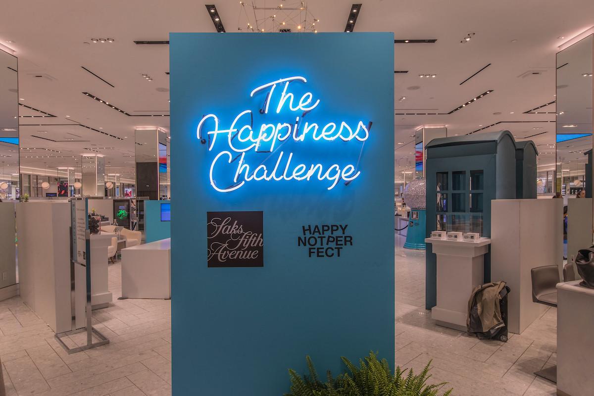 happines challenge - Il risveglio di una moda self-conscious