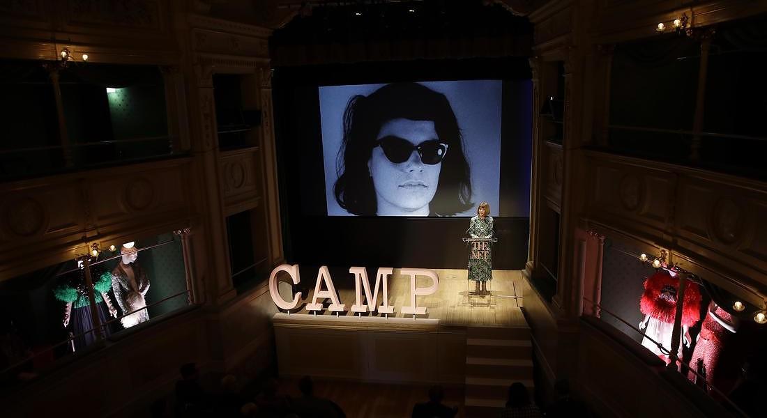 crop - Camp: la moda è esagerazione