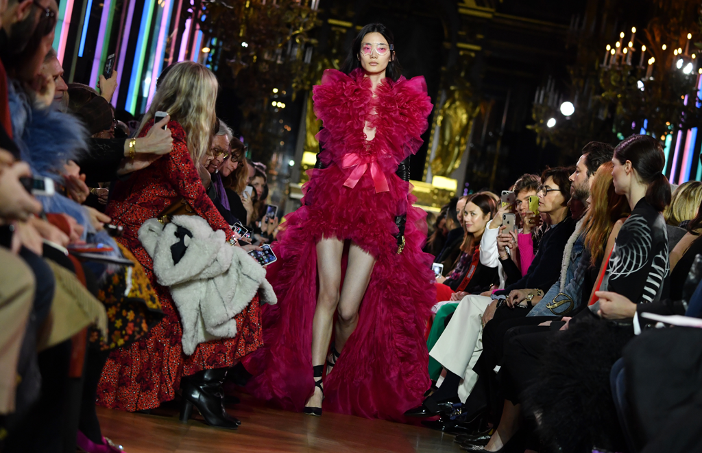 schiap - Il mondo fatato dell'Haute Couture 2019