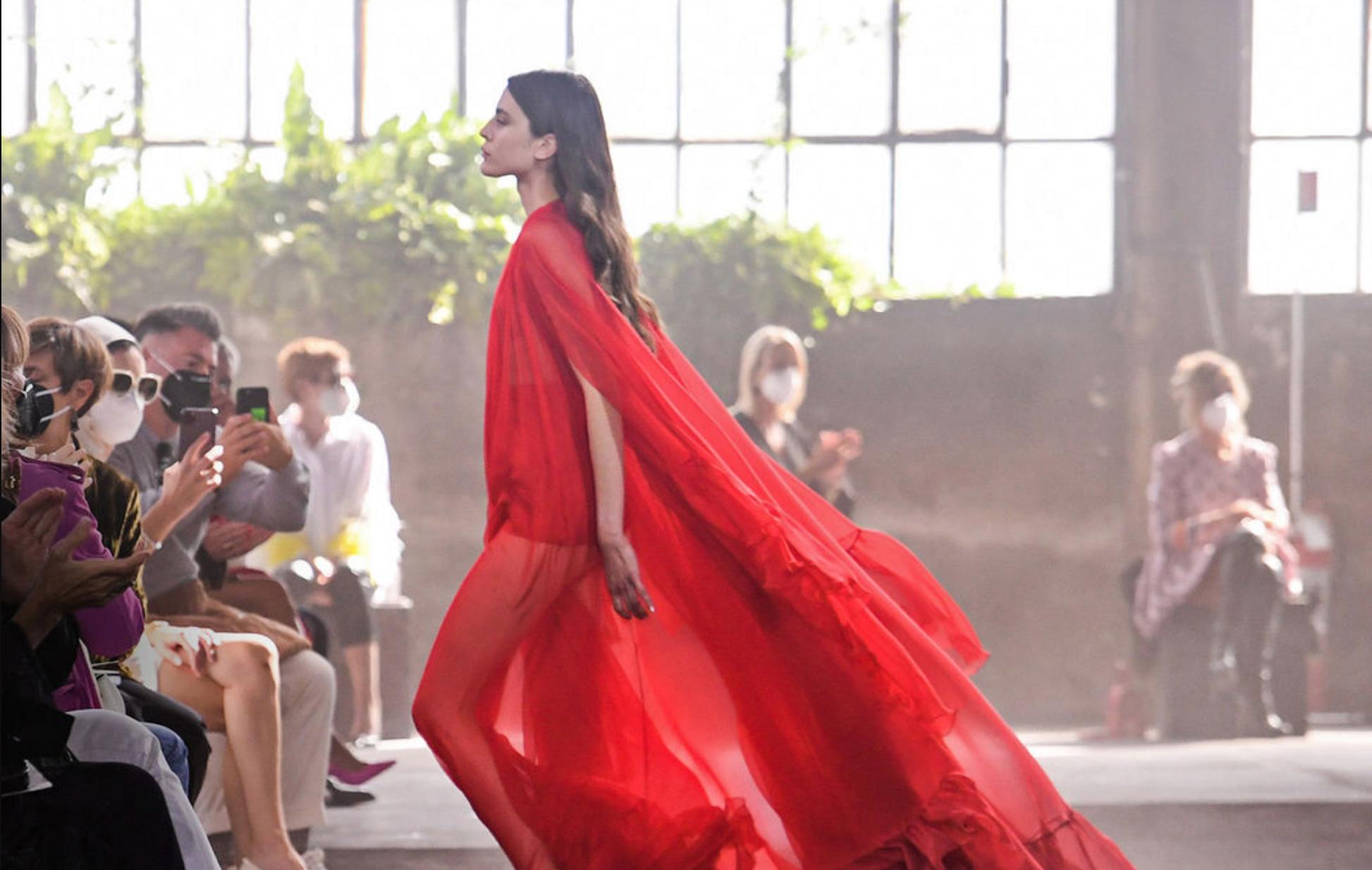 Schermata 2020 09 30 alle 15.55.14 - Una surreale Milano Fashion Week