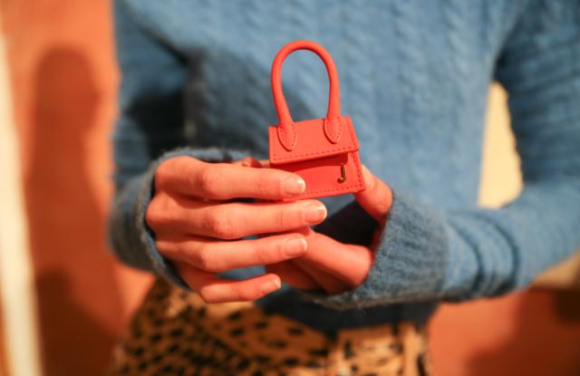 mini2 - Mini bag, Maxi trend