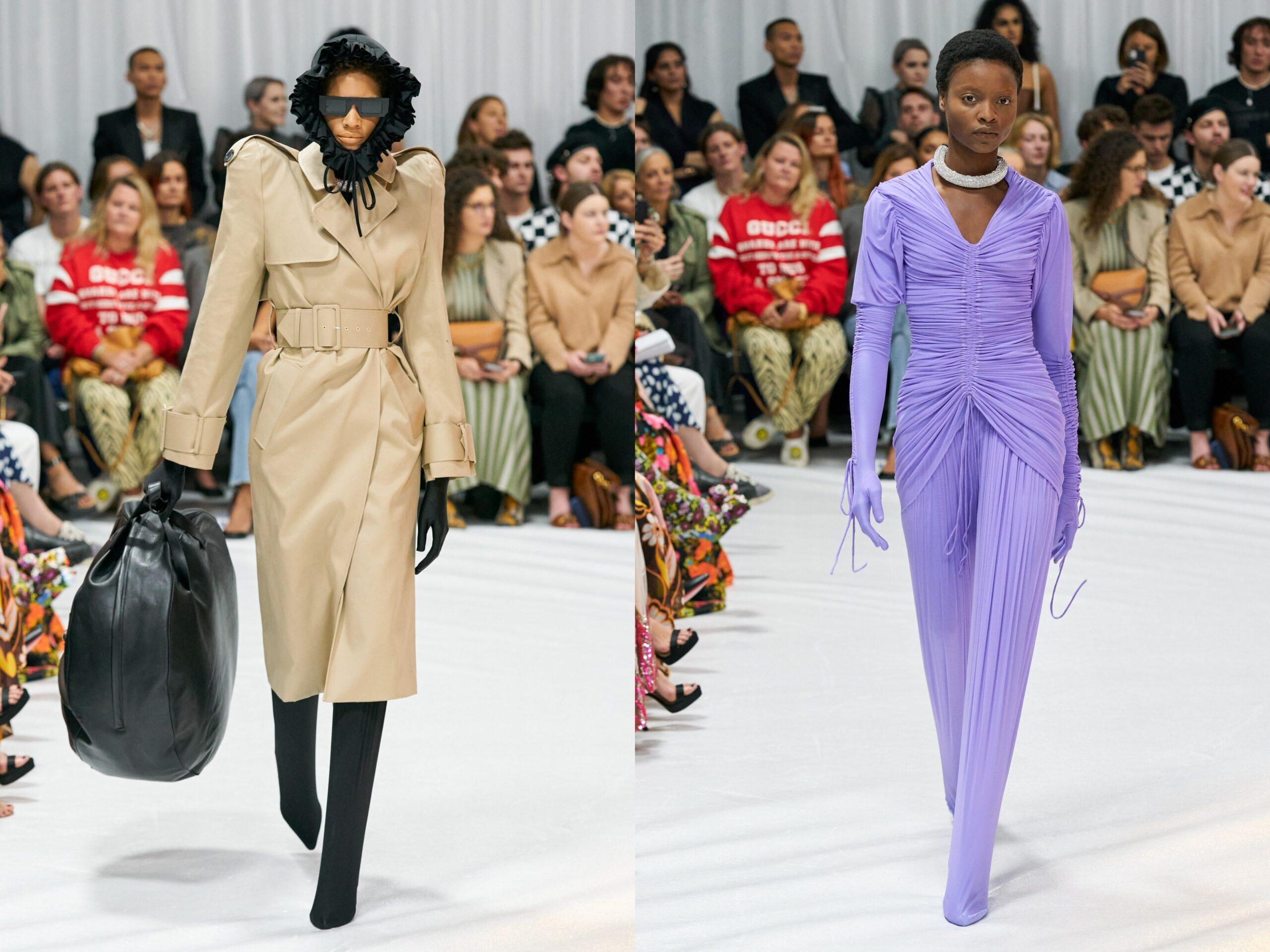 quinn  scaled - La Primavera/Estate 22 raccontata dalle sfilate della London Fashion Week