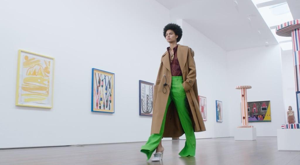 Victoria Beckham SS 21 - Com'è andata la London Fashion Week?