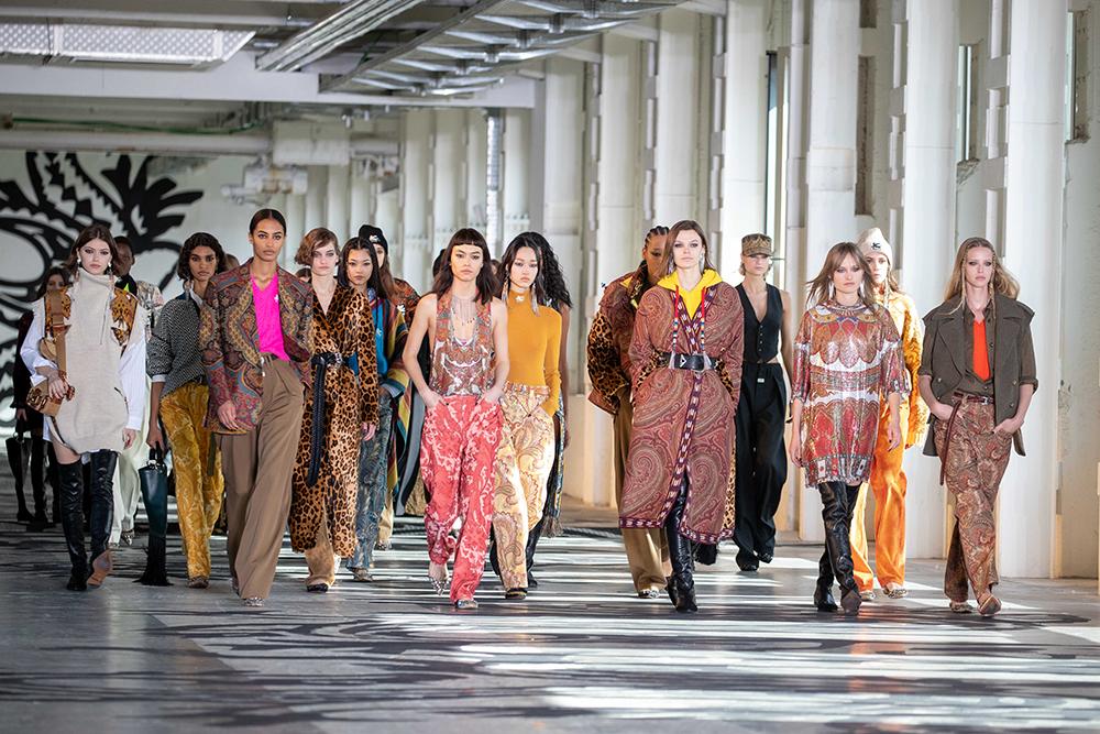 etro - Il recap della Milano Fashion Week A/I 21-22