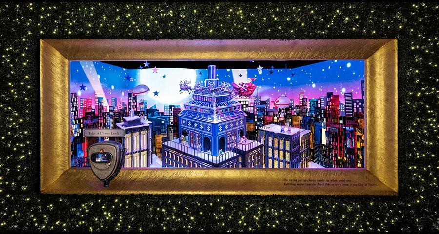 1538719200 - Vetrine natalizie: una finestra sui sogni