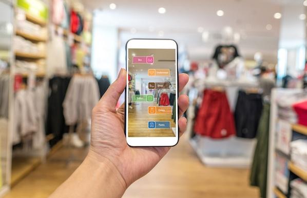 augmented reality retail 1 - Moda 4.0: i migliori brand si fanno digital