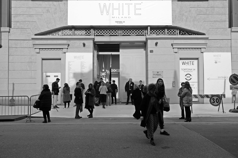 white milano - Fashion Agenda 2020