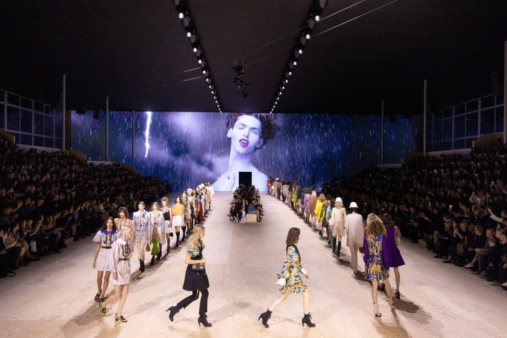 lv2 - La magia della Paris Fashion Week - seconda parte