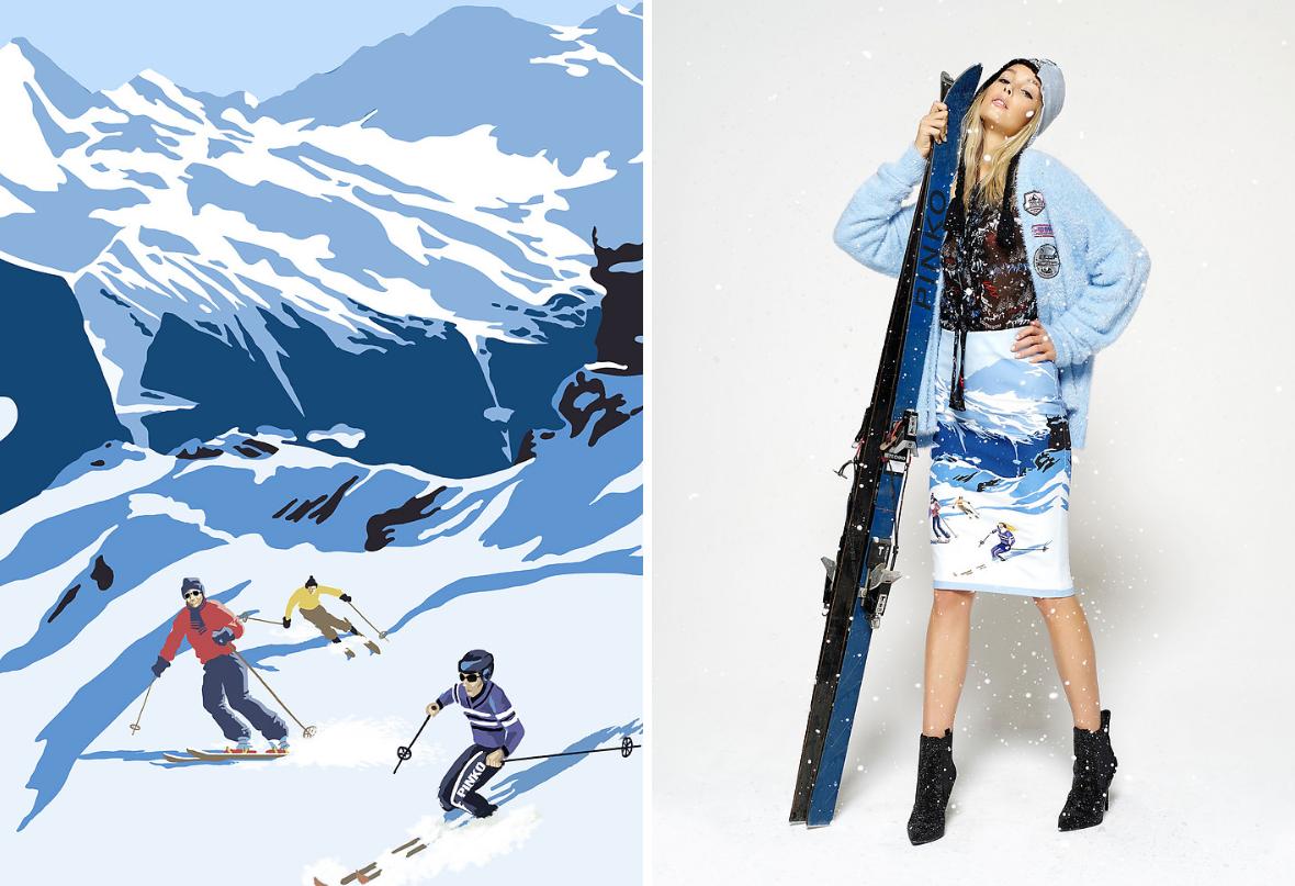 collezione invernale Pinko - I trend del Natale 2019