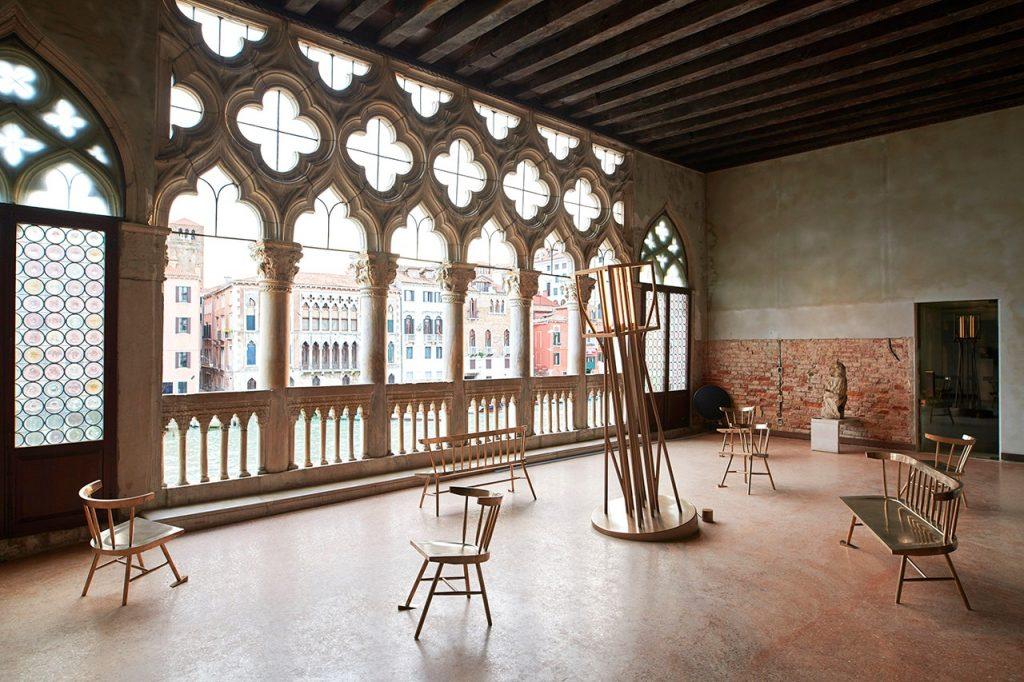 biennale abloh - Acqua alta a Venezia
