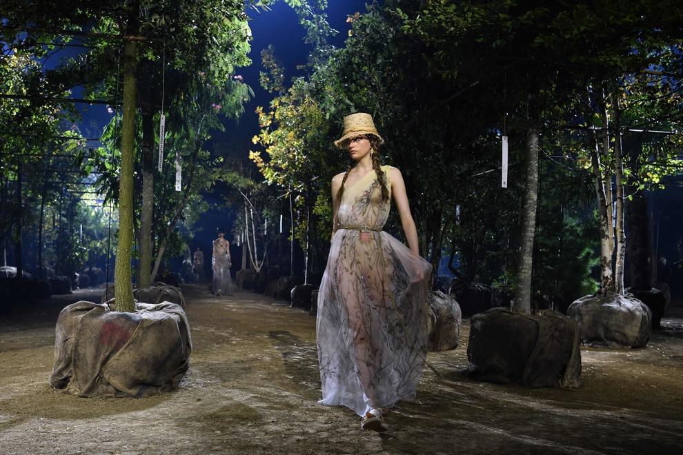 dior 0 - La magia della Paris Fashion Week - prima parte