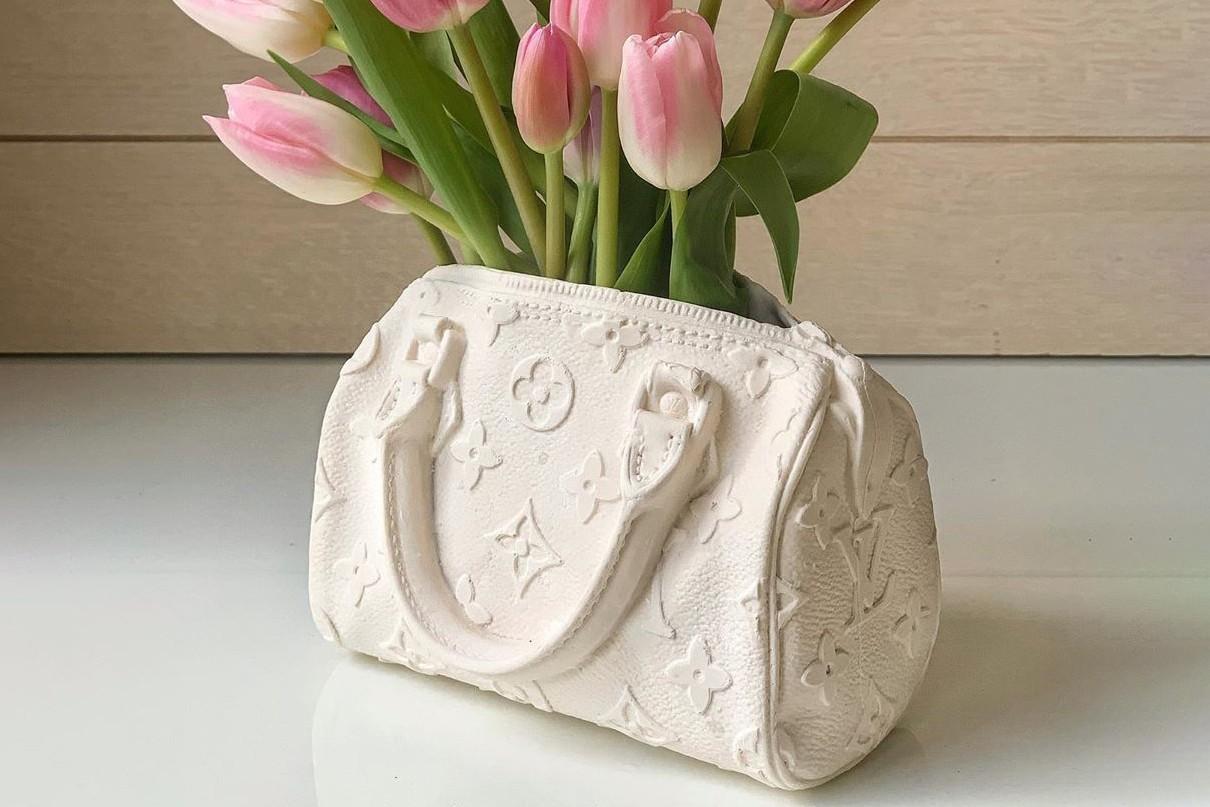 vaso bodega rose - Casa dolce quarantena