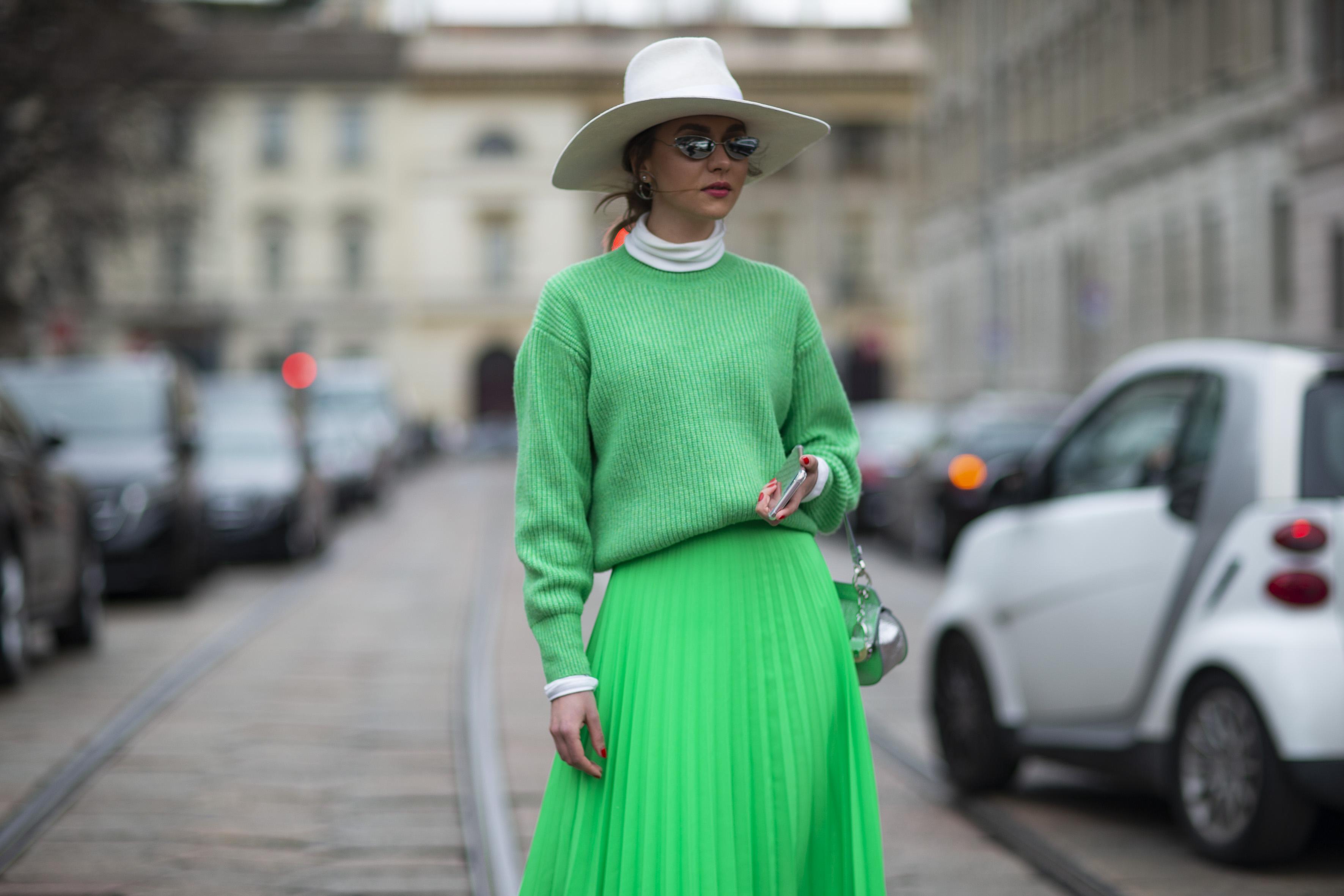 FLUO - Street style e fashion week: un binomio perfetto