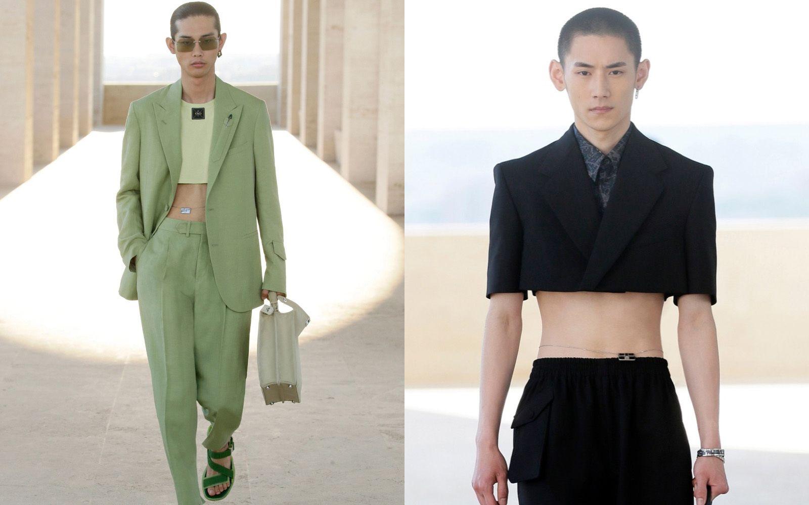 fendi - Milano Fashion Week: l'uomo che cambia