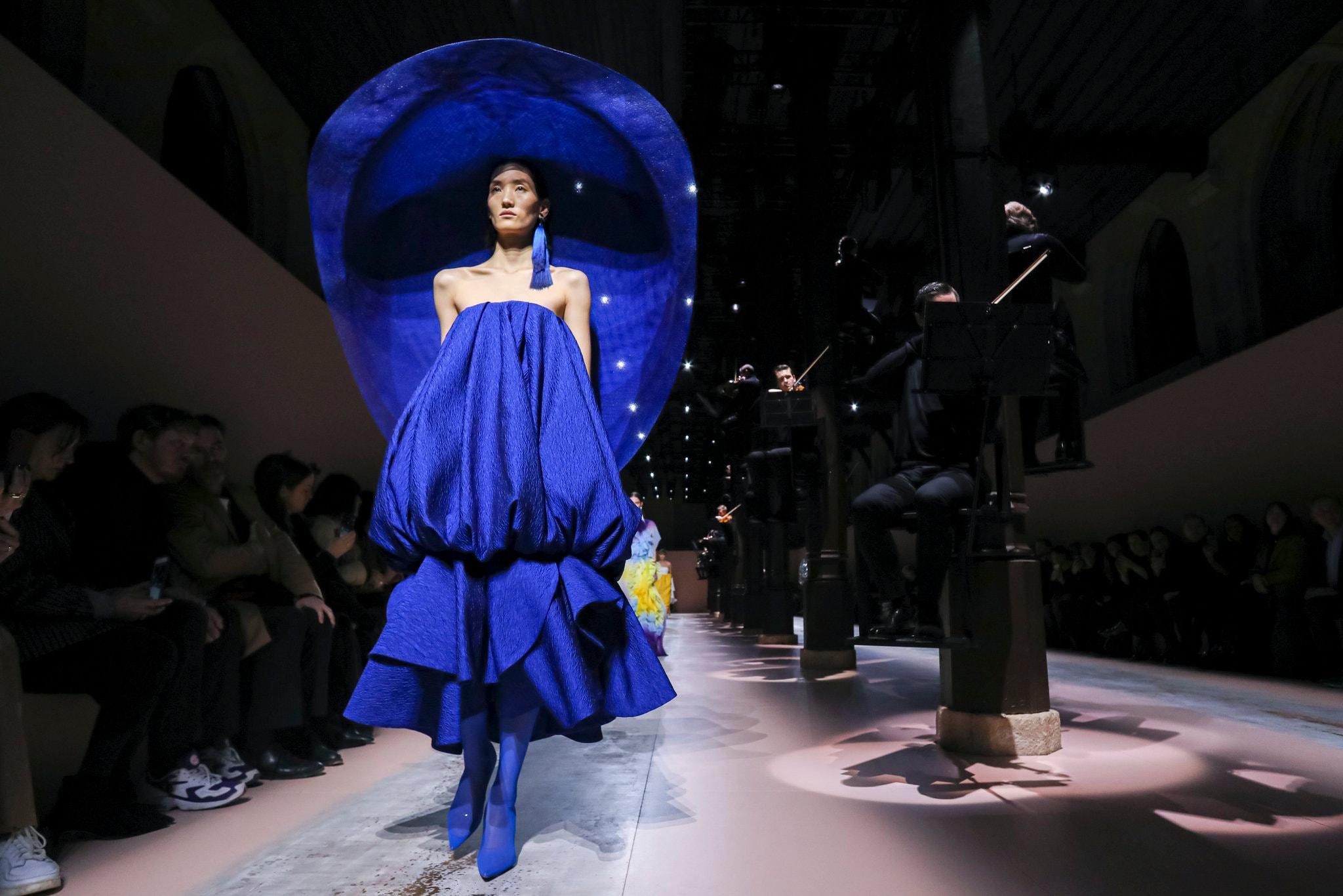 haute couture 4 - Le sfilate dell'Haute Couture parigina
