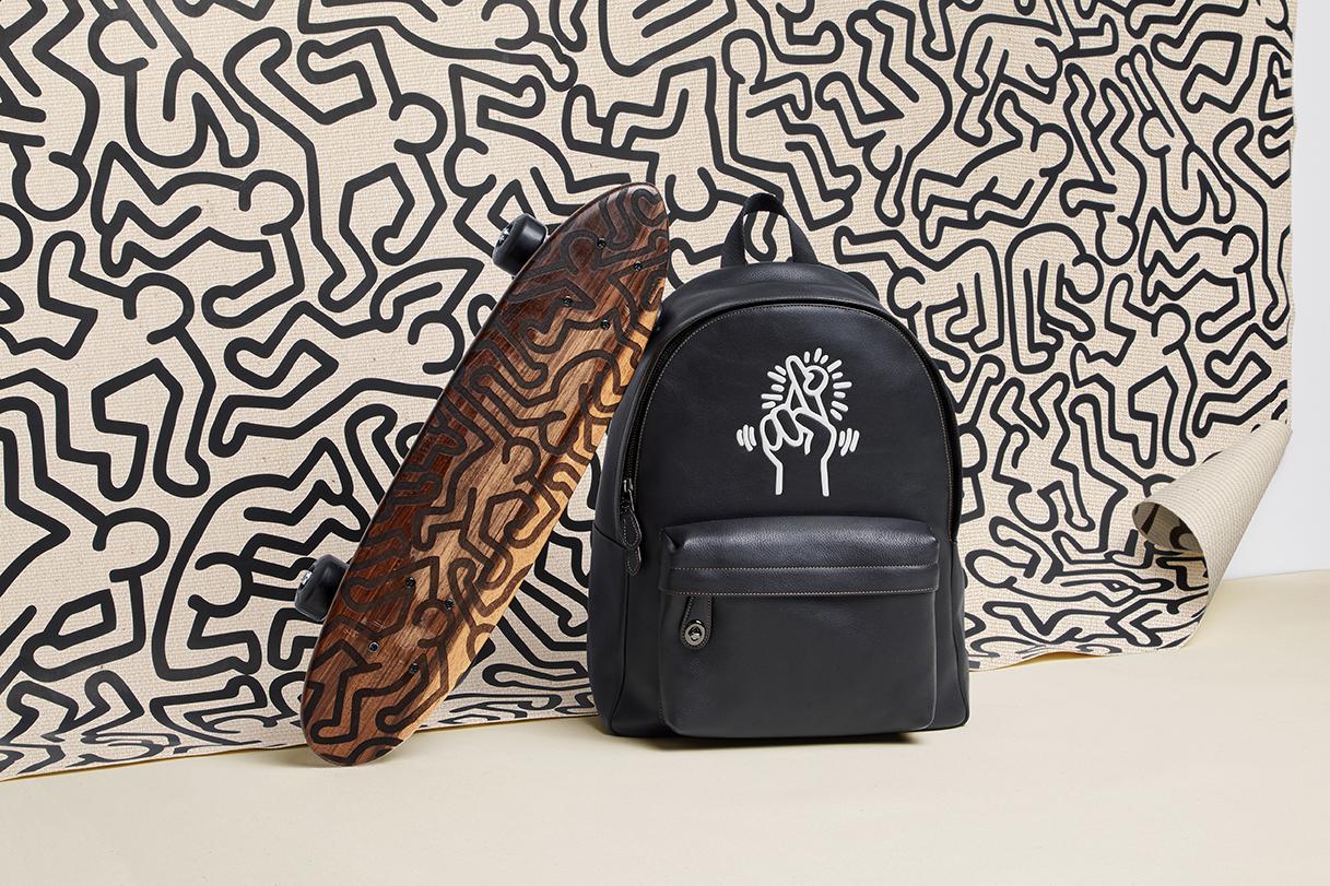 coach - Basquiat e Haring: gli artisti prediletti del fashion system
