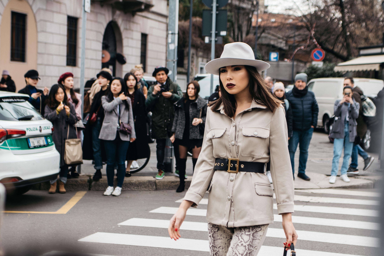 CAPPELLO - Street style e fashion week: un binomio perfetto