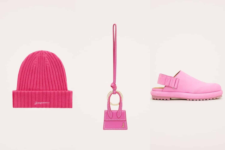 jaquemus pink - No dress, no party?