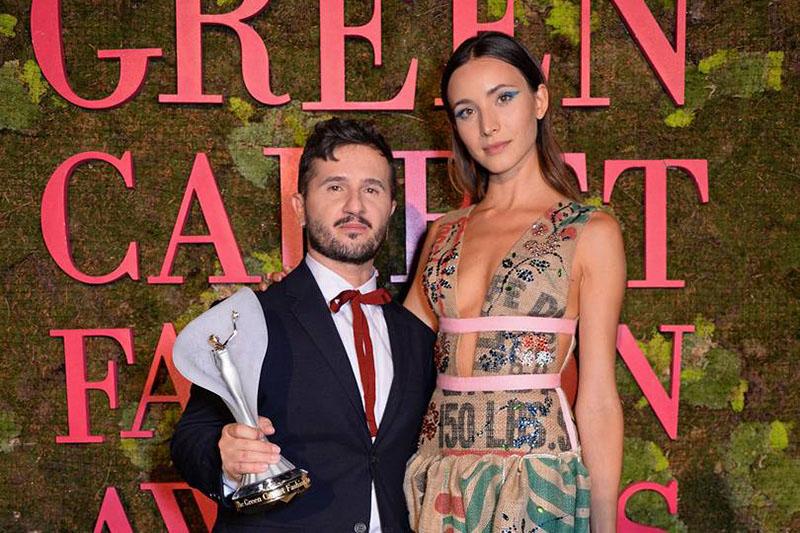 dmb green carpet fashion awards winners062 - MFW: Colori neutri a tinte forti