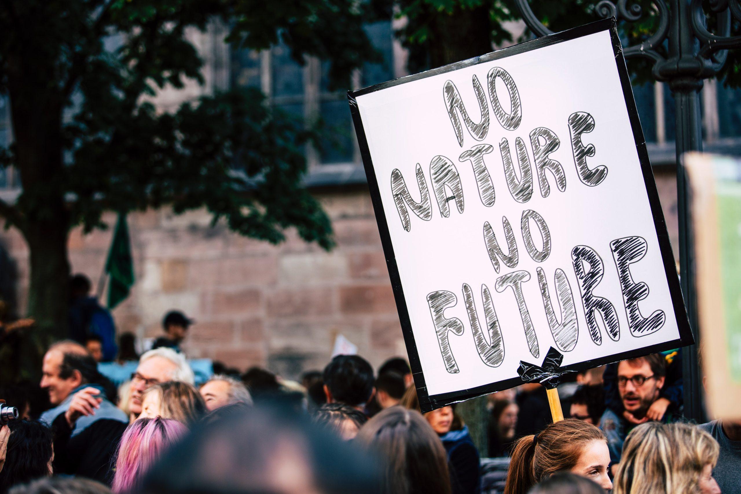 nature future scaled - La nuova alba della green fashion