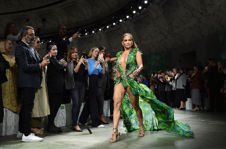 jlo2 - Le sfilate della Milano Fashion Week - 2^ parte