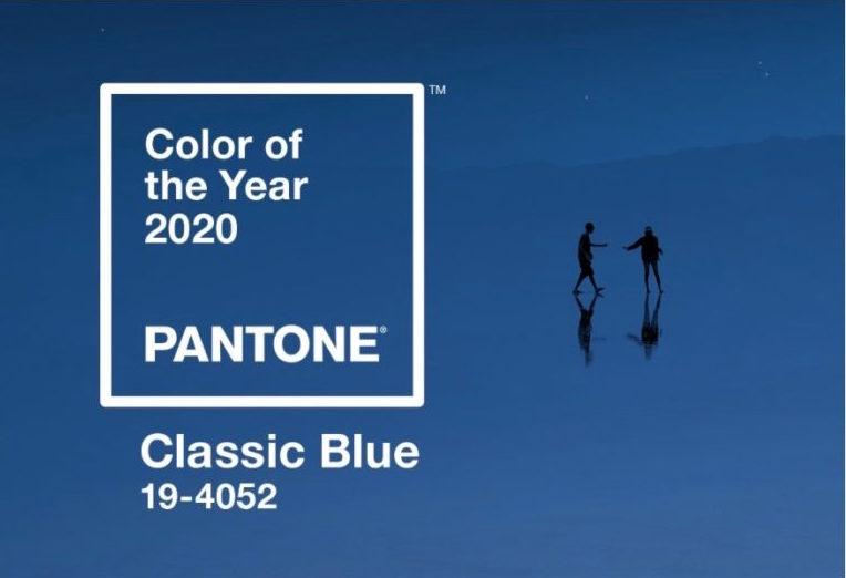 classic blue - Perdersi nel blu