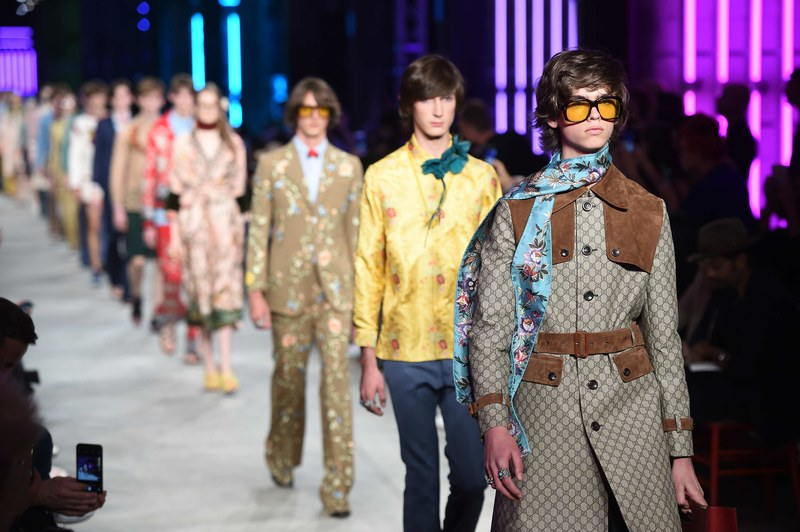 gucci - La moda del futuro è gender-fluid