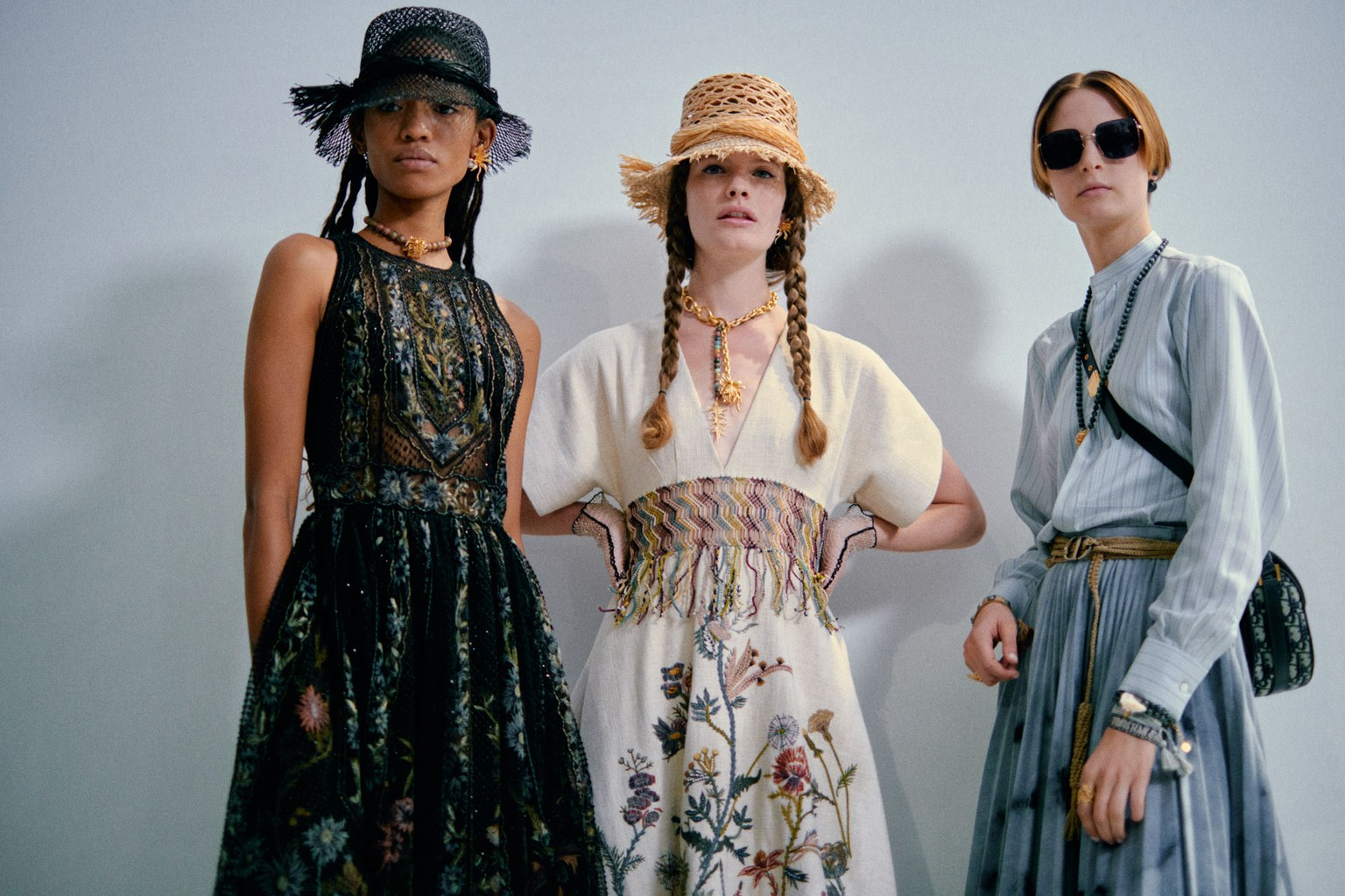 dior back - La magia della Paris Fashion Week - prima parte