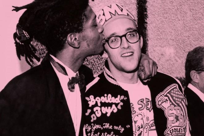 keith basquiat - Basquiat e Haring: gli artisti prediletti del fashion system