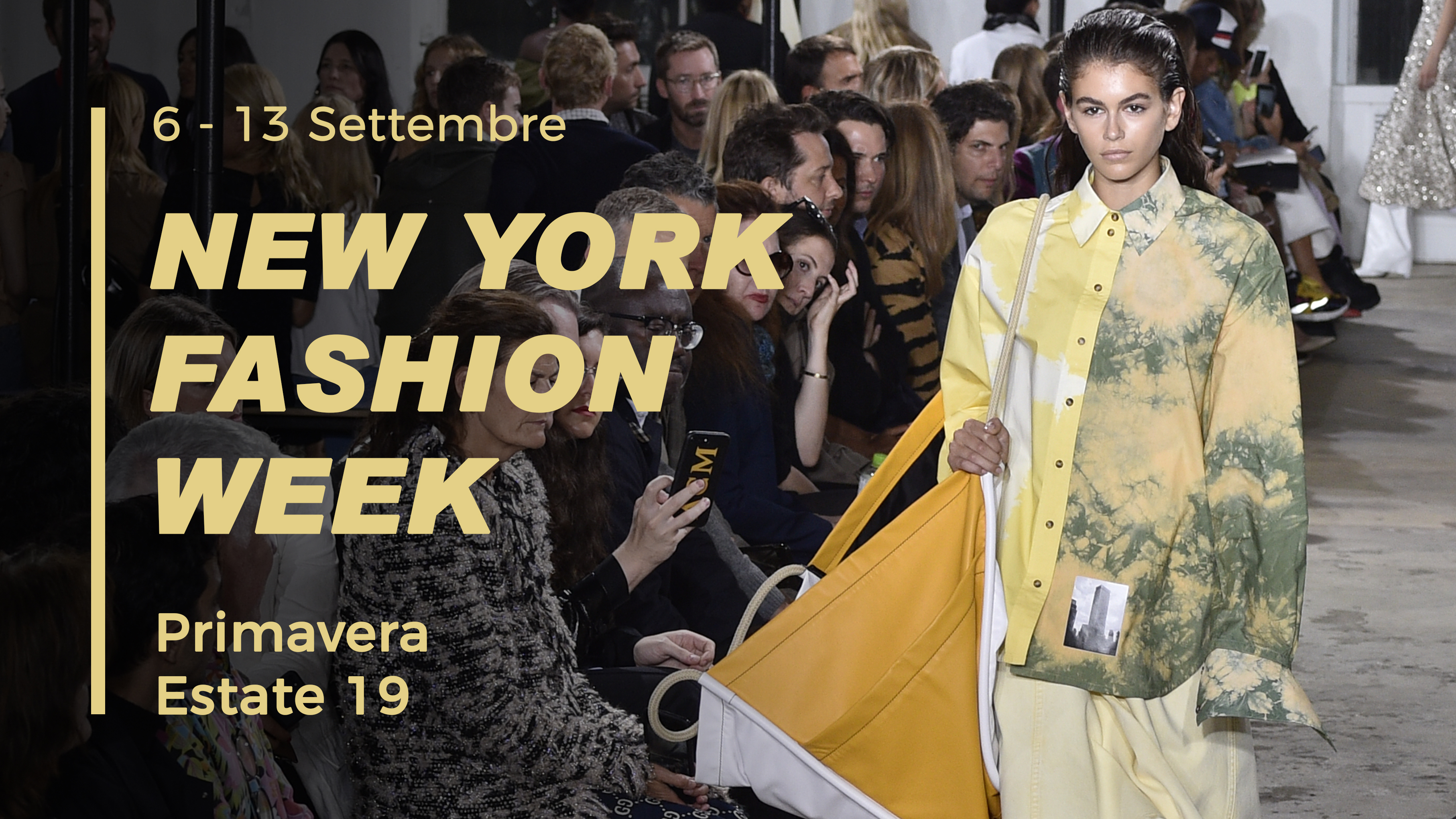 nyfw - Analisi sfilate New York PE 19