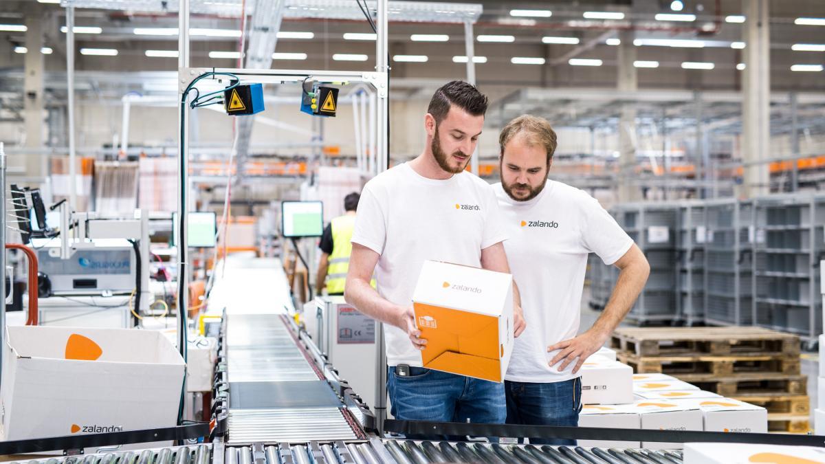 employ - Zalando: l'Amazon della moda?