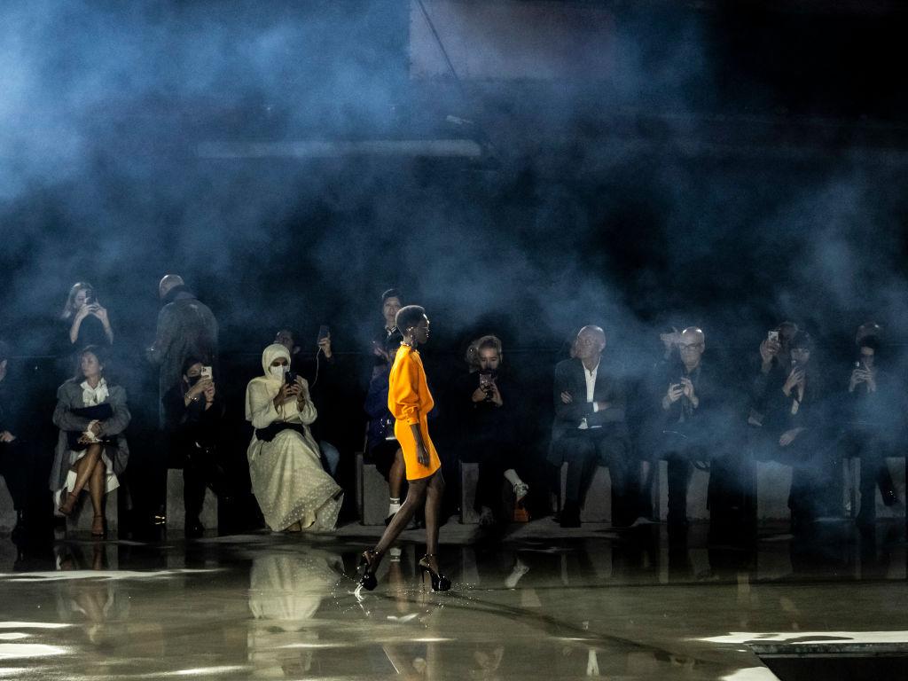pfw pe 22 - Gli show della Paris Fashion Week P/E 22