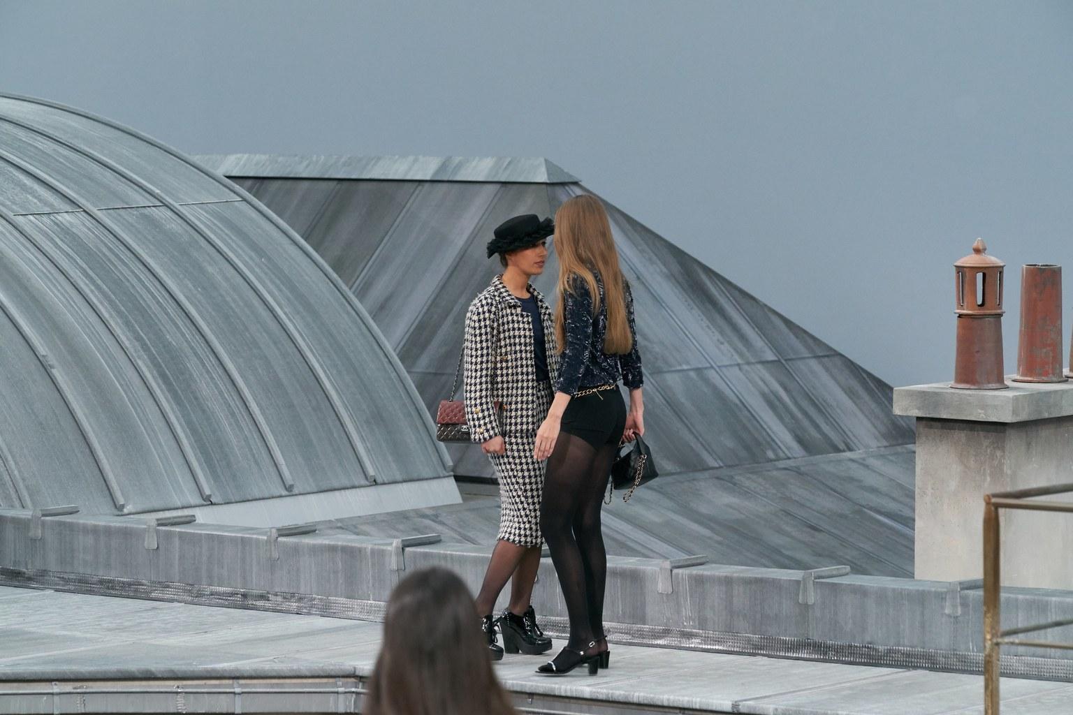 chanel 3 - La magia della Paris Fashion Week - prima parte